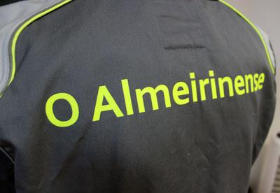 O Almeirinense lança campanha