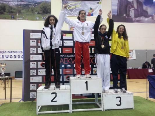 Atleta almeirinense de 17 anos é vice campeã nacional