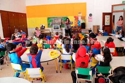 O Carnaval no jardim de infância nº 3