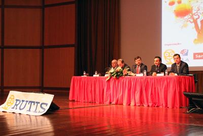 Ministério assina protocolo com RUTIS