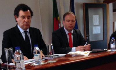 Pedro Ribeiro fala com Governo
