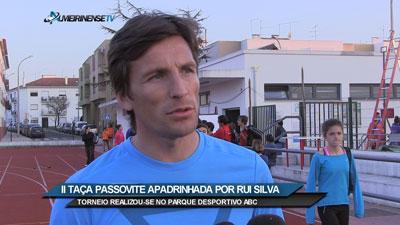 II Taça Passovite. Rui Silva elogia atletismo almeirinense (VÍDEO)