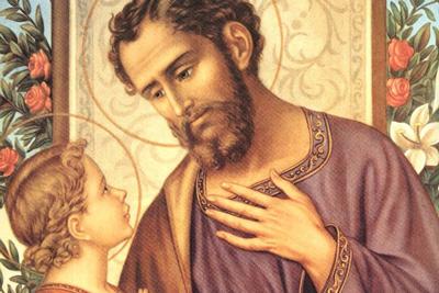 Hoje assinala-se o dia de S. José