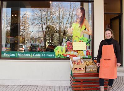 Pomar de Almeirim traz diversidade de produtos tradicionais à cidade