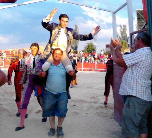 David Gomes sai pela porta grande em Espanha