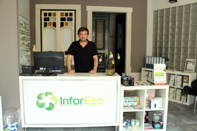 Na InforEco poupe até 60% em tinteiros e toners