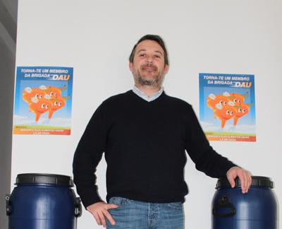 Oportunidade de negócio e de poupar ambiente