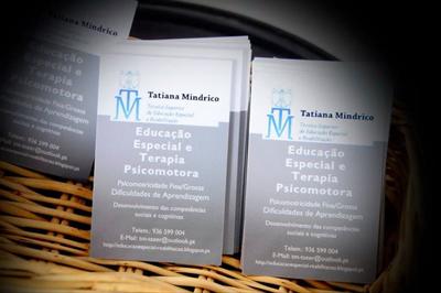 Educação especial uma aposta de Tatiana Mindrico em Almeirim