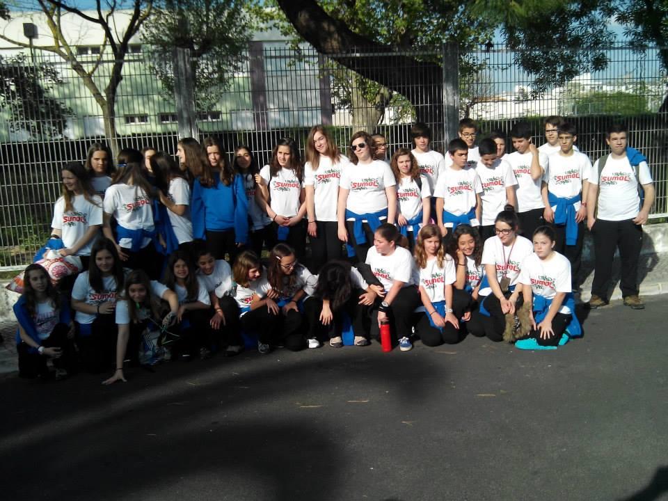 Andebol dos 20 km brilha no torneio internacional da Nazaré