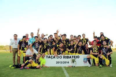 Fazendense ganha e União de Almeirim perde na Taça do Ribatejo