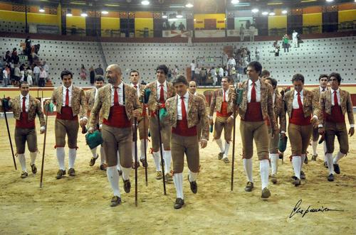 Corrida da Família. Nuno Marques revela ambição do grupo chamusquense triunfar em Almeirim