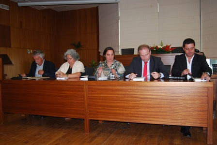Livro sobre proteção civil apresentado em Almeirim