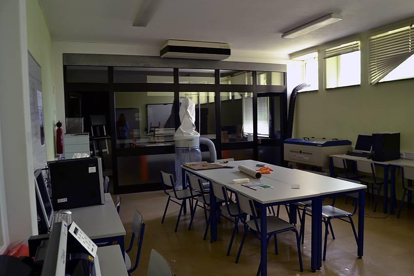 FABLAB da Escola Superior Educação de portas abertas