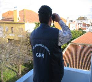 Ultima Hora – GNR detido por corrupção em Almeirim