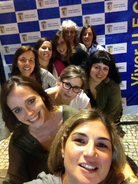 O Almeirinense e U. Almeirim anunciam selfie vencedora do concurso