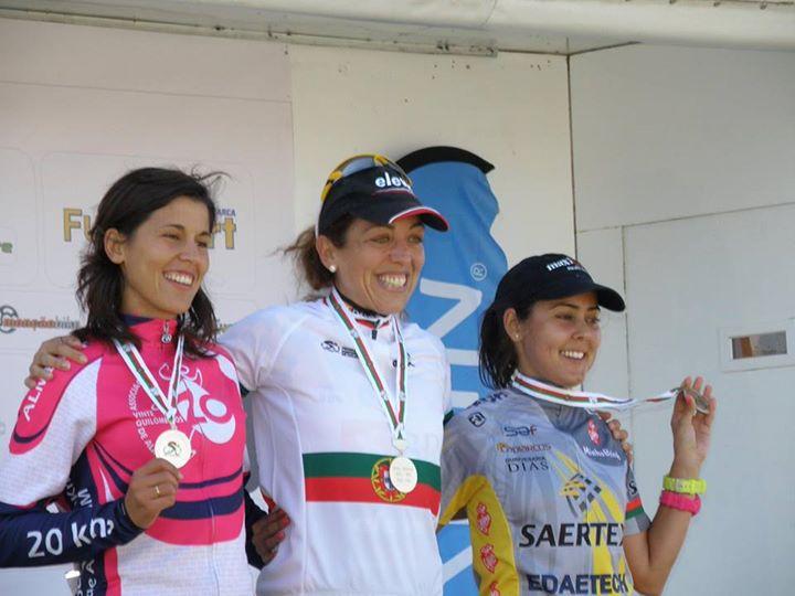 Vanessa Fernandes sagra-se vice-campeã nacional