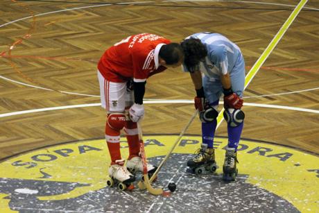 Noticia O Almeirinense: SL Benfica na apresentação dos Tigres
