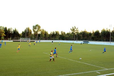 Equipas de formação e futsal apresentadas