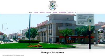 Junta Freguesia de Almeirim tem novo site