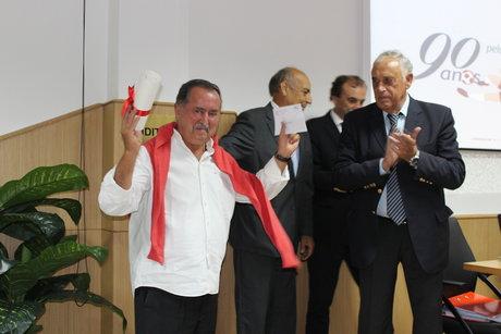 António Botas Moreira distinguido