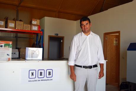 NRB Lda conta uma vasta experiência em soluções em irrigação