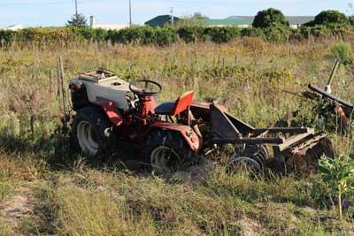 Agricultor de 64 anos ferido em acidente (VIDEO)