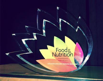 Gumelo ganha Food & Nutrition Award