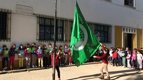 Três escolas do concelho recebem Bandeira Eco-Escola
