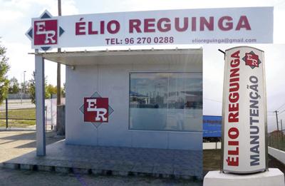 Élio Reguinga no ramo automóvel desde 1988