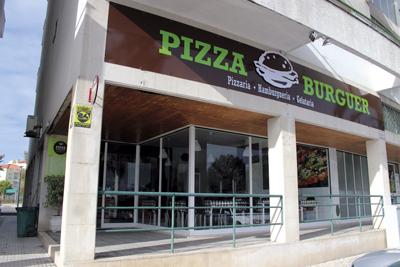 PizzaBurguer no coração de Almeirim