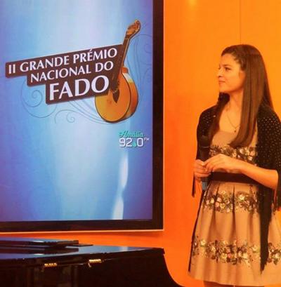 Joana Carmo precisa do seu voto no II Grande Prémio Nacional do Fado