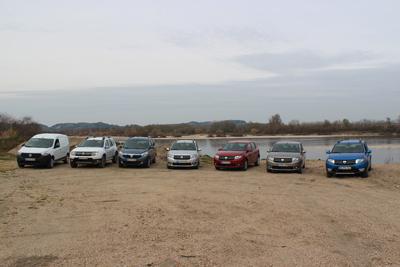 Galeria Test Drive Dacia