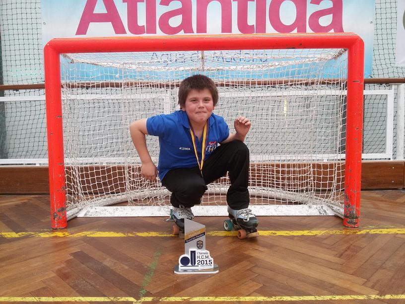 André Salvador arrecada prémio na Madeira. Tigres ganha ainda prémio disciplina