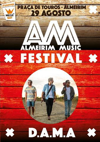 D.A.M.A. em Almeirim. Organização confirma noticia avançada por O Almeirinense