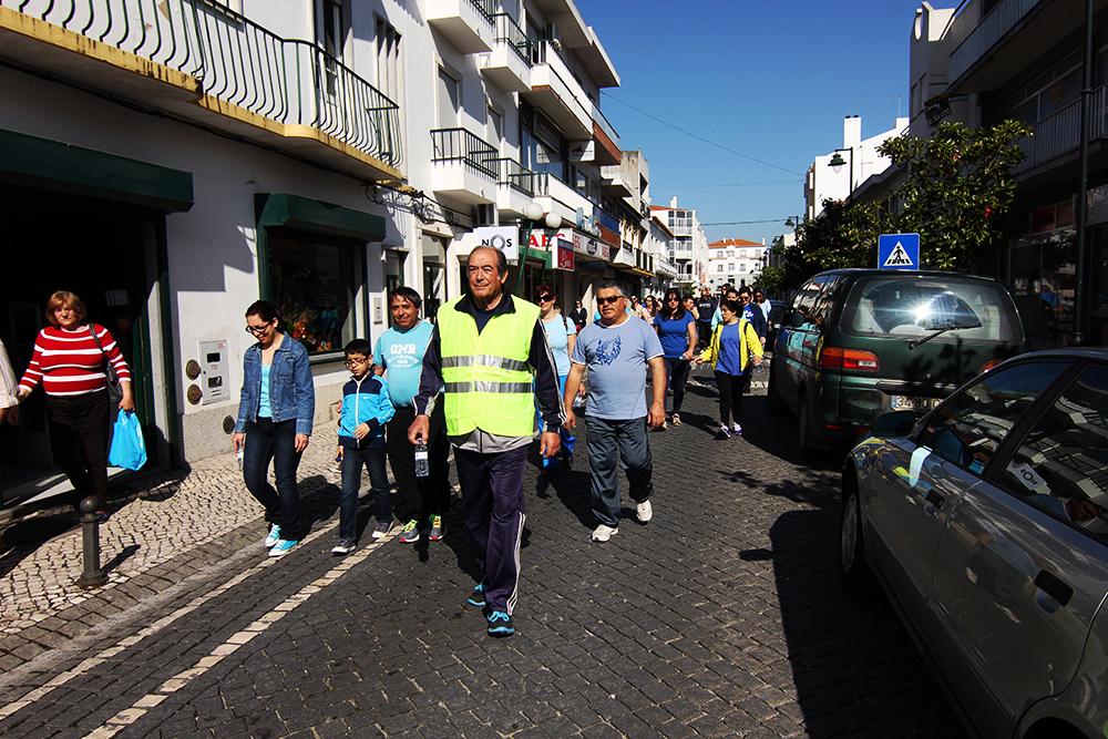 A Caminhar pelas crianças (Fotoreportagem)