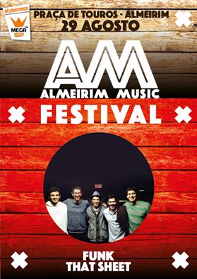 Funk That Sheet confirmados no AM Festival