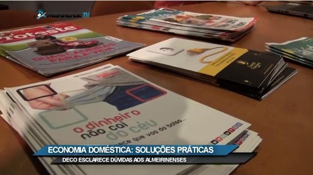 """""""Economia Doméstica: Soluções Práticas"""", pela DECO (VIDEO)"""
