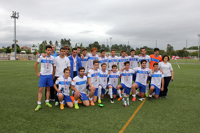 Final da Taça do Ribatejo: U. Almeirim perde com Alcanenense (VIDEO)