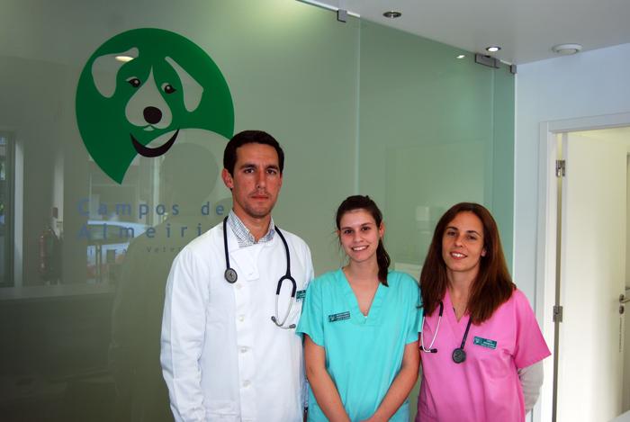 Clínica Veterinária Campos de Almeirim retoma consultas