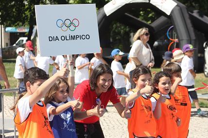 20 km associa-se ao Comité Olimpico