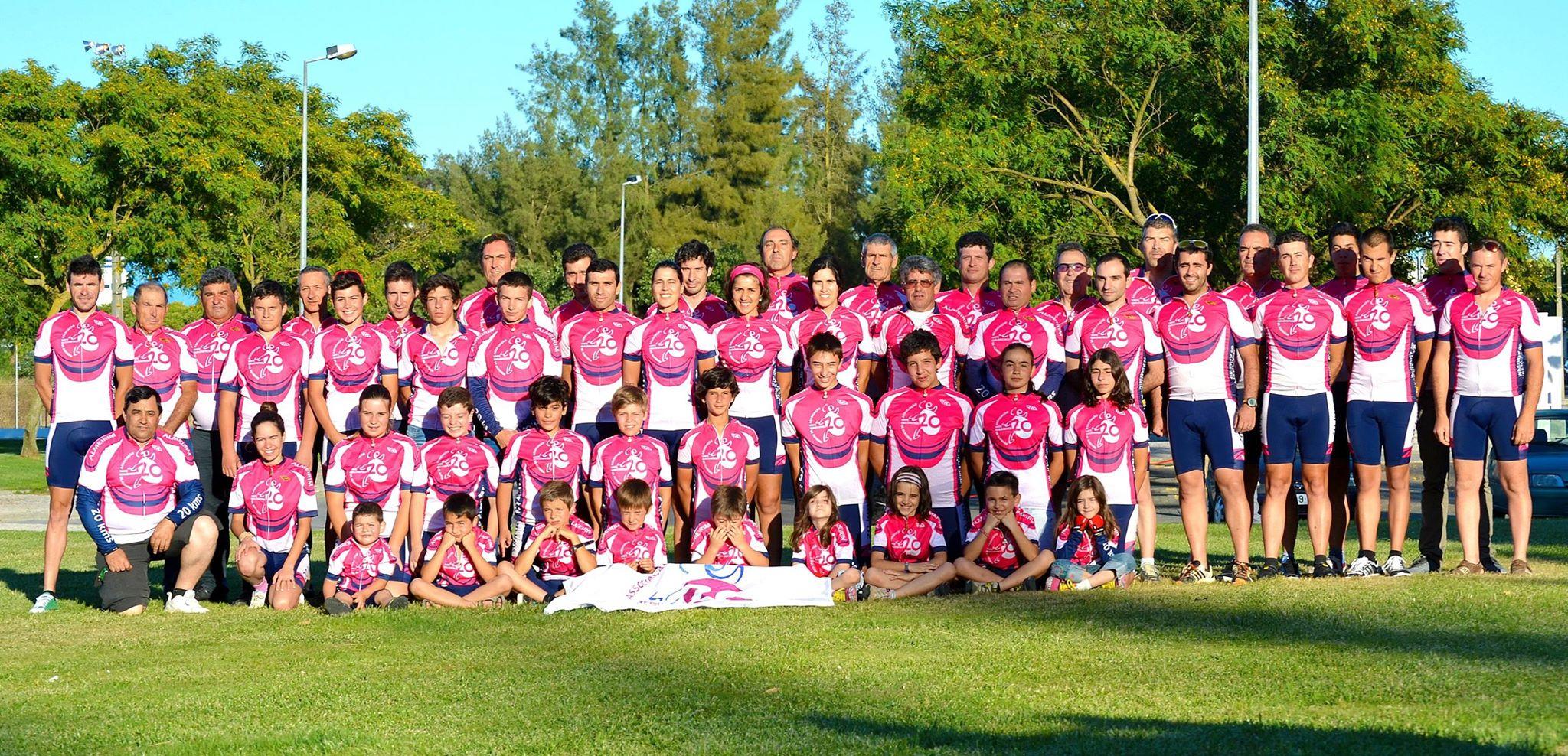 Atletas dos 20 km's de Almeirim participaram em várias provas no último fim-de-semana