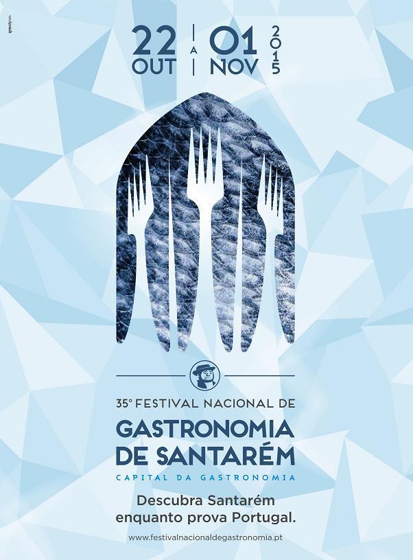Novidades no Festival Nacional de Gastronomia