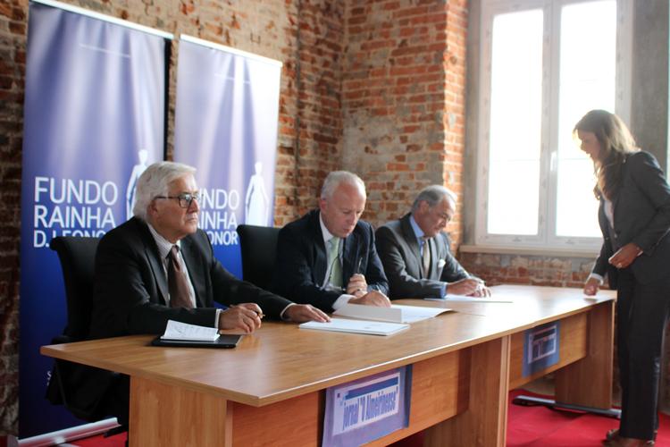 Santa Casa assinou em Almeirim acordos com seis Misericórdias. Hospital do concelho contemplado (VIDEO)