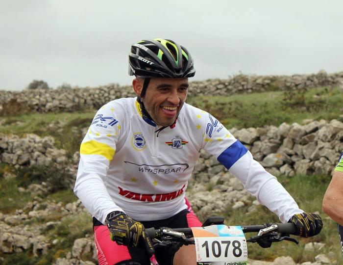 Rodolfo Dias conquista terceiro lugar na Maratona de 774 km