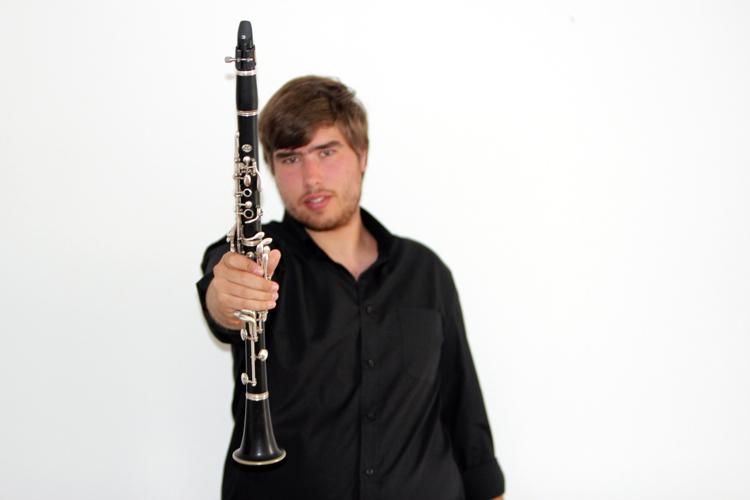 Músico de Almeirim apurado em concurso internacional