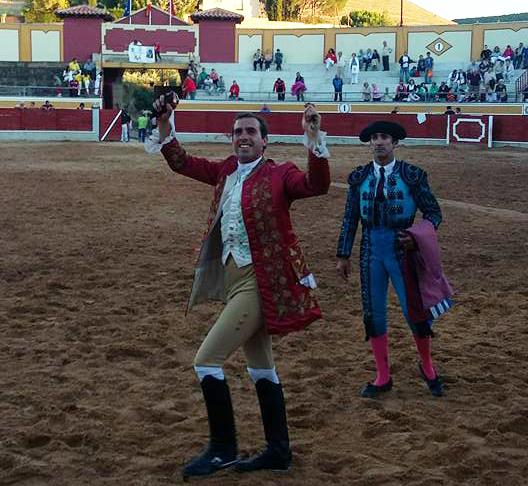 António d'Almeida triunfou em Espanha
