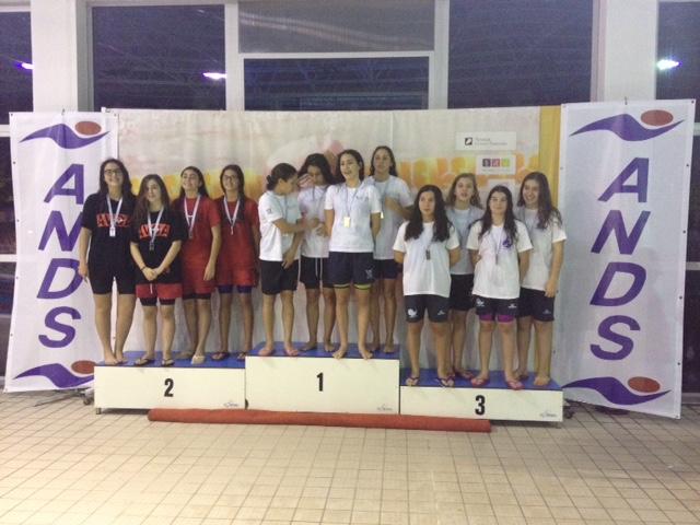 Almeirinenses batem record distrital e conquistam três medalhas