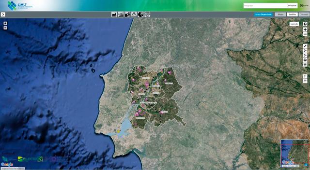 Almeirim no Portal das Zonas Industriais da Lezíria do Tejo