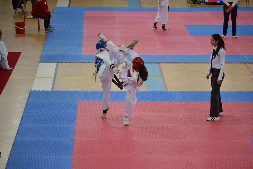 Taça de Portugal Taekwondo: Almeirinenses com três pódios
