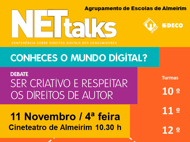 Almerim recebe a NETtalks